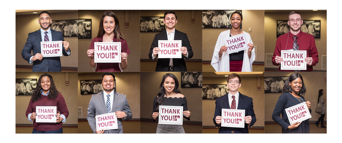 SIU Day of Giving: GIve the gift of experience on Wednesday, March 7, 2018. Make a gift at siuday.siu.edu