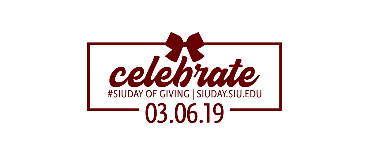 Get ready to celebrate SIU's 150th birthday and make a difference for students on March 6 for #SIUDAY. Watch our student-produced video featuring #SIU students and programs that spark their passion for learning.  Bookmark this link for Wednesday, March 6: https://siuday.siu.edu/